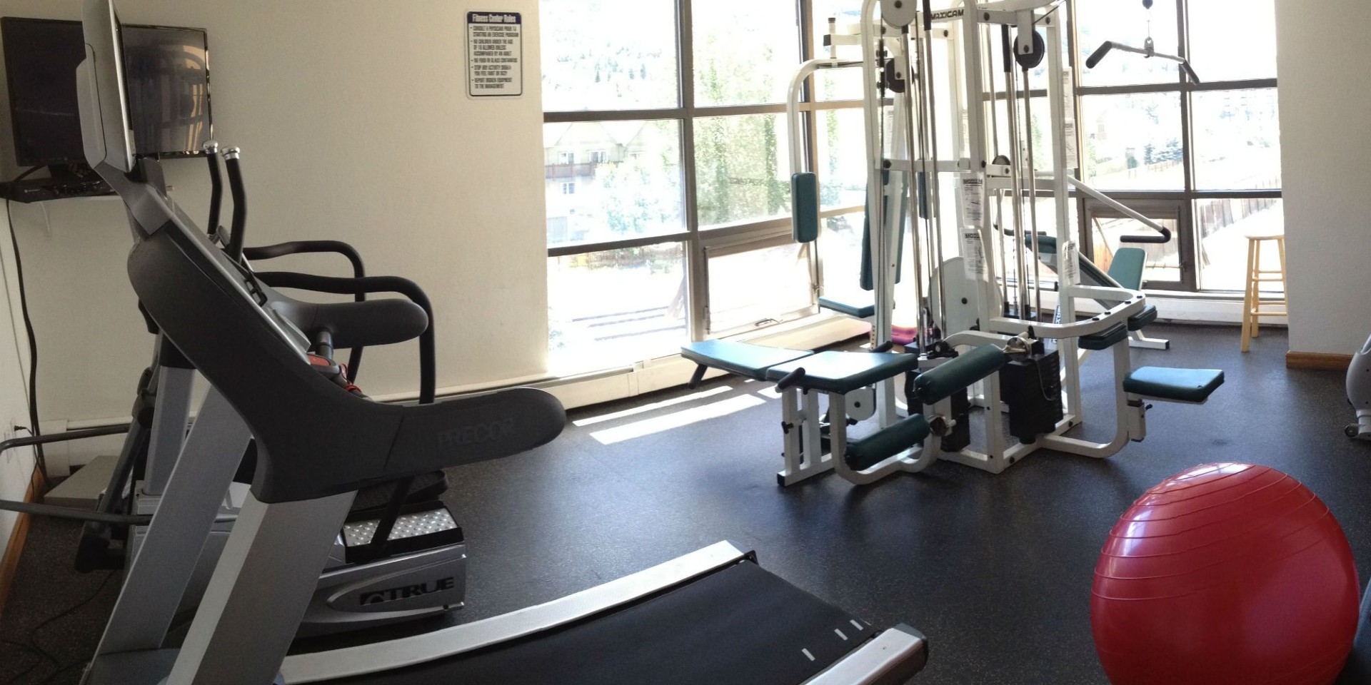 Chapel Square Workout Room